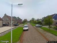 Ambulance naar De Terp in Winsum