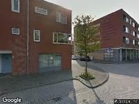 Ambulance naar Amstelstraat in Breda