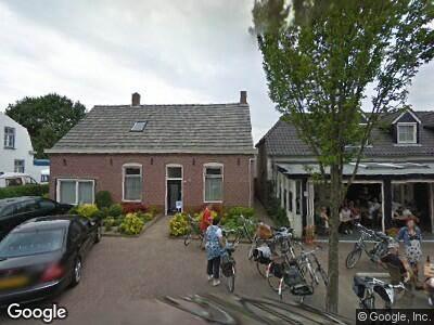 Ambulance naar Hogeweg in Lierop