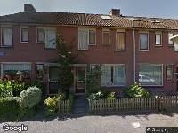 Brandweer naar Warmoesstraat in Zwolle