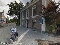 Brandweer naar Emmawijk in Zwolle