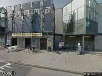 Brandweer naar Ravelijncenter in Den Helder