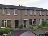 Brandweer naar Zandacker in Oisterwijk