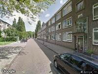Ambulance naar Edisonstraat in Amsterdam