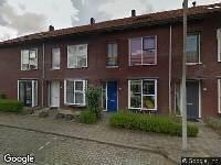 Ambulance naar Hoornbladstraat in Arnhem