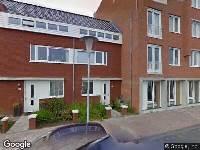 Brandweer naar Frankhuizerallee in Zwolle