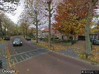 Ambulance naar Monseigneur van Oorschotstraat in Heeswijk-Dinther