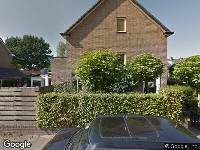 Ambulance naar Laan van Rasseghem in Breda