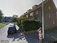 Traumahelikopter naar Laan van Rasseghem in Breda