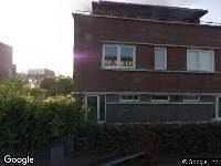 Ambulance naar Sonsbeekstraat in 's-Gravenhage