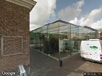 Ambulance naar Willemsoord in Den Helder