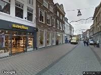 Brandweer naar Diezerstraat in Zwolle