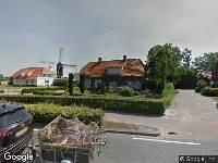 Ambulance naar Schoolstraat in Moergestel