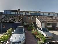Ambulance naar Sirius in Oosterhout