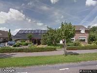 Ambulance naar Haagstraat in Schaijk
