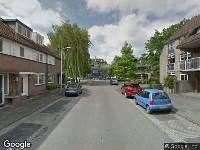 Ambulance naar Zandrak in Krimpen aan den IJssel