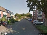Brandweer naar Vastertlanden in Enschede