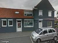Ambulance naar Keiweg in Oosterhout