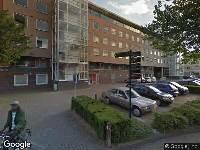 Ambulance naar Weg op den Heuvel in Helmond