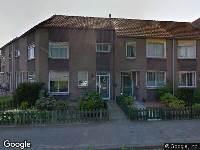 Ambulance naar Dinkelstraat in Helmond