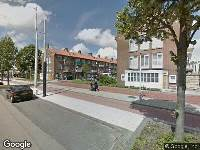 Ambulance naar Van Gilsestraat in Amsterdam