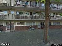 Ambulance naar Dikninge in Amsterdam