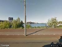 Ambulance naar Verbindingsdam in Amsterdam