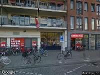 Ambulance naar Sloterkade in Amsterdam