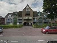 Ambulance naar Dorpsstraat in Helmond