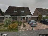 Ambulance naar Wiekslag in Oosterhout