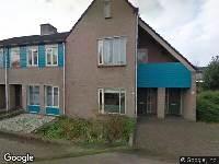 Ambulance naar Klokbeker in Heesch