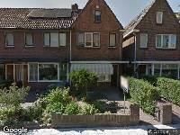 Ambulance naar Vermeerstraat in Alkmaar
