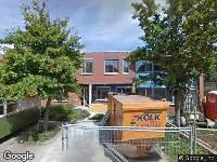 Brandweer naar Volterbeek in Zwolle