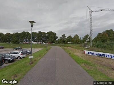Brandweer naar Langesteijn in Hendrik-Ido-Ambacht
