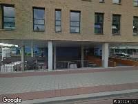 Brandweer naar Geert Grooteplein Zuid in Nijmegen
