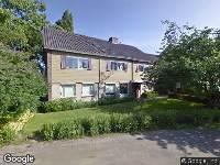 Brandweer naar Gouwe in Zwolle
