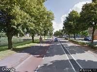 Brandweer naar Mozartlaan in Zwolle
