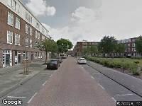 112 melding Ambulance naar Overijselsestraat in Rotterdam