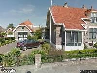 Brandweer naar Herenweg in Noordwijkerhout