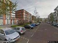 Ambulance naar Rengerskerkestraat in Amsterdam