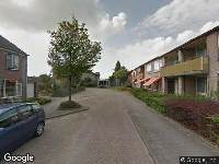 112 melding Ambulance naar Akelei in Dirksland