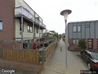 Brandweer naar Linnenweverstraat in Zwolle
