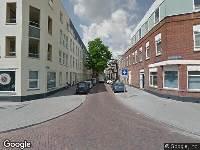 112 melding Ambulance naar Beverstraat in Rotterdam