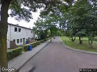 Brandweer naar Mimosastraat in Zwolle