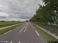 112 melding Ambulance naar Rijksweg in Lierop