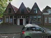 Ambulance naar Achterom in Hoorn