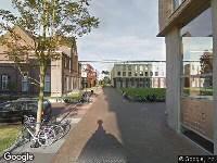 Besteld ambulance vervoer naar Bellevuelaan in Haarlem