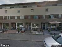 Ambulance naar Afrikalaan in Alphen aan den Rijn