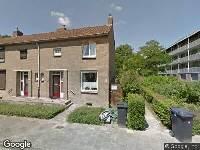 Brandweer naar Pieter Breughelstraat in Heerlen