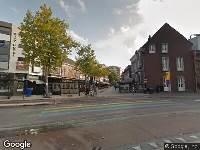 Ambulance naar Achter de Heuvel in Tilburg